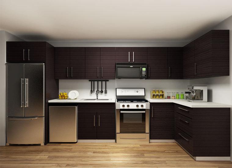 Muebles de cocina tinas y jacuzzis de costa rica for Muebles de cocina en melamina modernos