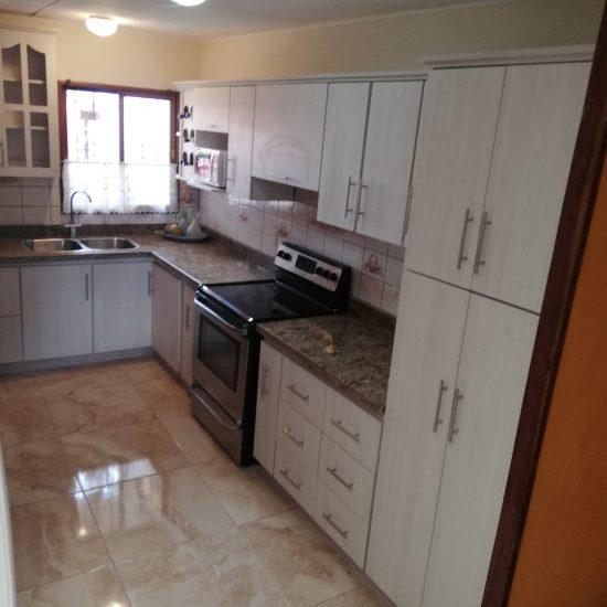 Mueble de Cocina en melamina