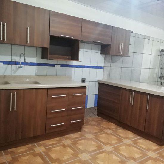Mueble de cocina desamparados